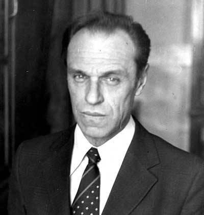 БЕРКОВ ВАЛЕРИЙ ПАВЛОВИЧ(1929–2010 ГГ.)