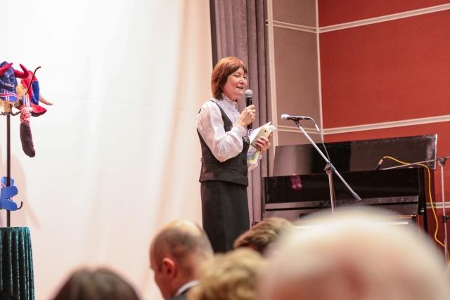 Елена Баринова