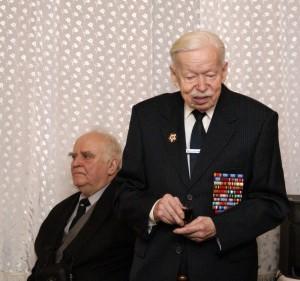Кудрявцев-Николай Павлович на Торраблоте в Доме Кино