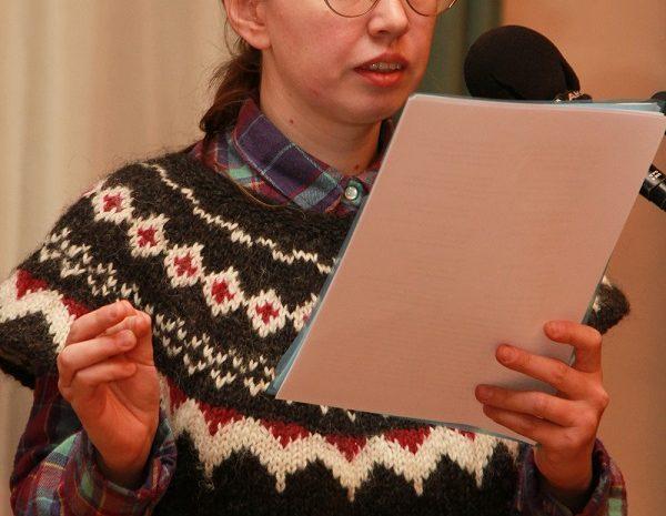 Ольга Маркелова.Рецепция личности и творчества Хатльдоура Лакснесса в современной исландской литературе