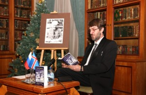 Михаил Пярн читает АДВЕНТ