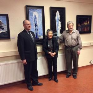 Выставка Кюрегей