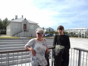 Саша с Ребеккой