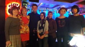 ОДРИ и Скандинавский центр с Хайдриком перед концертом после интервью