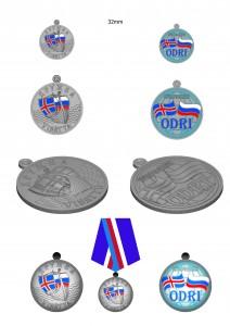 макет+медали+ОДРИ (2)