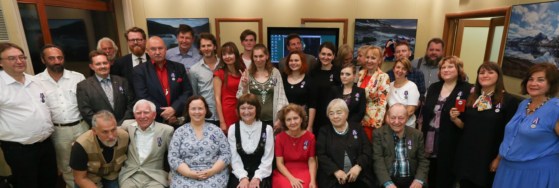 ОДРИ отметило 115-летие со дня рождения М.И.Стеблин-Каменского и 75-летие дипломатических отношений между Россией и Исландией