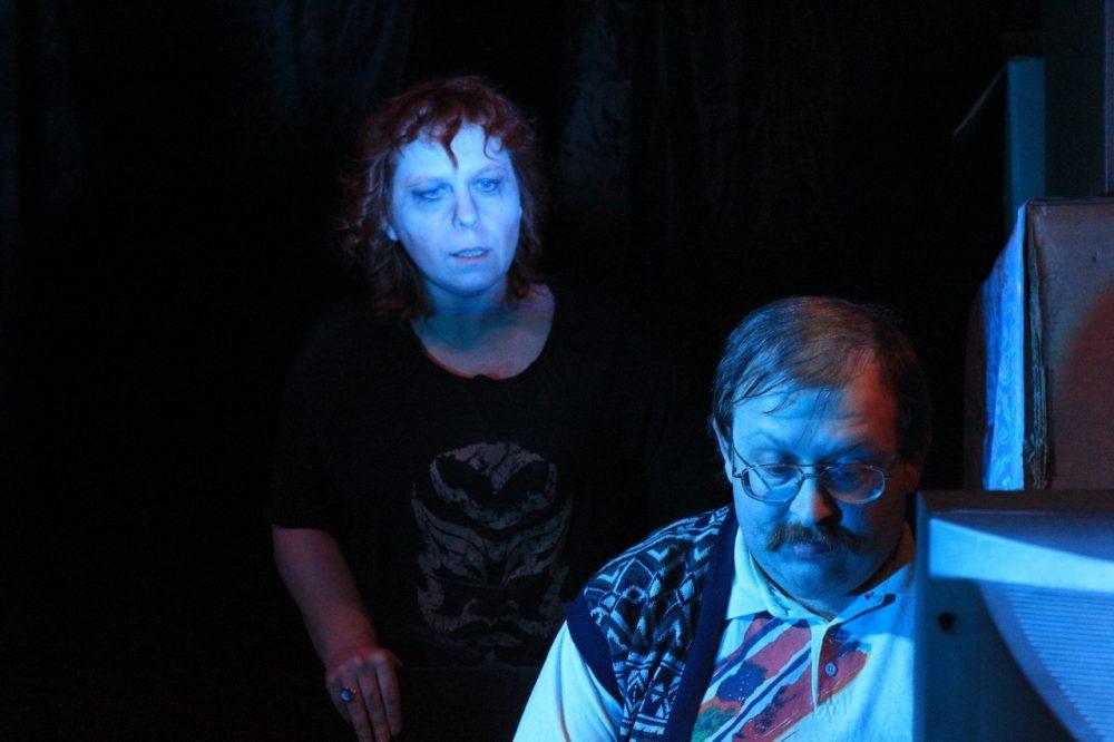 «Генеральная репетиция» — исландская пьеса Свавы Якобсдоттир в Москве .