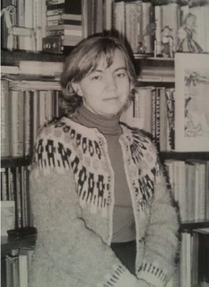 Светлана Неделяева — Степонавичене. Портрет филолога, переводчика, человека