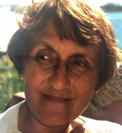 Бергманн Елена Ричардовна (13.06.1935-09.07.2008)